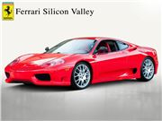 2004 Ferrari Challenge Stradale for sale in Redwood City, California 94061