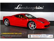 2015 Ferrari 458 Italia for sale in Richardson, Texas 75080