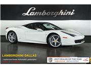 2015 Ferrari 458 Italia for sale in Richardson, Texas 75080