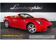 2013 Ferrari California for sale in Richardson, Texas 75080