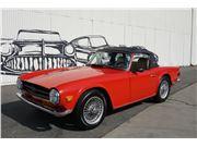 1969 Triumph TR6 for sale in Pleasanton, California 94566