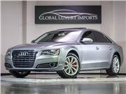 2012 Audi A8 for sale in Burr Ridge, Illinois 60527
