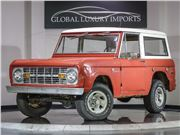1971 Ford Bronco for sale in Burr Ridge, Illinois 60527