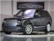 2016 Land Rover Range Rover for sale in Burr Ridge, Illinois 60527
