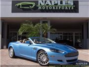 2008 Aston Martin Db9 Volante for sale on GoCars.org