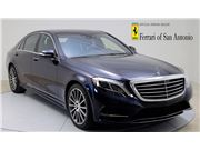 2015 Mercedes-Benz S-Class for sale in San Antonio, Texas 78257