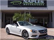 2013 Mercedes-Benz SL 550 for sale in Naples, Florida 34104