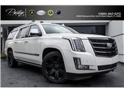 2015 Cadillac Escalade ESV for sale in North Miami Beach, Florida 33181