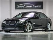 2012 BMW 7 Series for sale in Burr Ridge, Illinois 60527