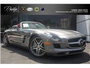 2012 Mercedes-Benz SLS AMG for sale in North Miami Beach, Florida 33181
