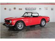 1974 Triumph TR6 for sale in Fairfield, California 94534
