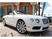 2015 Bentley Continental GT V8 S for sale in Deerfield Beach, Florida 33441