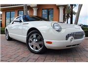 2002 Ford Thunderbird for sale on GoCars.org
