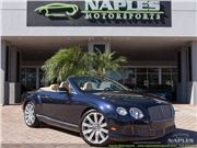 2014 Bentley Continental GTC for sale in Naples, Florida 34104