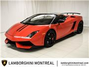 2014 Lamborghini Gallardo for sale in Montreal, Quebec H9H 4M7 Canada