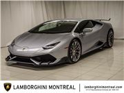 2016 Lamborghini Huracan for sale in Montreal, Quebec H9H 4M7 Canada