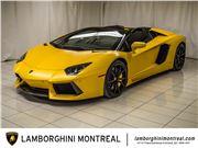 2016 Lamborghini Aventador for sale in Montreal, Quebec H9H 4M7 Canada