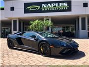 2018 Lamborghini Aventador LP 740-4 S for sale in Naples, Florida 34104