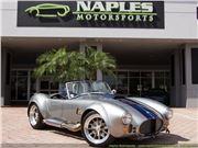 2014 Replica/Kit BackDraft Racing 427 Shelby Cobra Replica for sale in Naples, Florida 34104