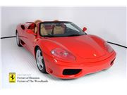 2004 Ferrari 360 Spider F1 for sale in Houston, Texas 77057