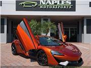 2017 McLaren 570S for sale in Naples, Florida 34104