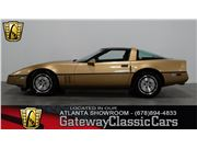 1986 Chevrolet Corvette for sale in Alpharetta, Georgia 30005