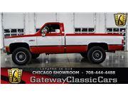 1984 GMC K2500 for sale in Crete, Illinois 60417