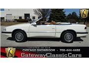 1991 Chrysler TC for sale in Crete, Illinois 60417