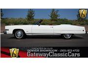 1973 Cadillac Eldorado for sale in Englewood, Colorado 80112