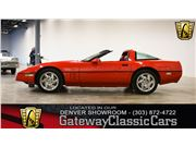 1990 Chevrolet Corvette for sale in Englewood, Colorado 80112