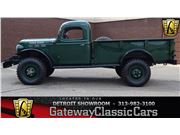 1946 Dodge Power Wagon for sale in Dearborn, Michigan 48120