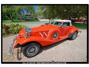1989 Excalibur Roadster for sale in Sarasota, Florida 34232