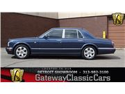 2002 Bentley Arnage for sale in Dearborn, Michigan 48120