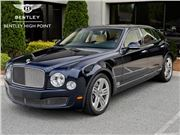 2014 Bentley Mulsanne for sale in High Point, North Carolina 27262