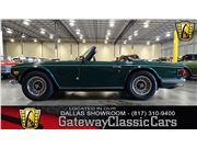 1972 Triumph TR6 for sale in DFW Airport, Texas 76051