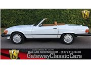 1989 Mercedes-Benz 560 SL for sale in DFW Airport, Texas 76051