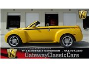 2005 Chevrolet SSR for sale in Coral Springs, Florida 33065