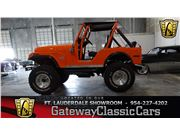 1979 Jeep CJ5 for sale in Coral Springs, Florida 33065