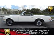 1970 Mercedes-Benz 280SL for sale in Coral Springs, Florida 33065