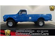 1972 GMC K20 for sale in Houston, Texas 77090