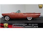 1957 Ford Thunderbird for sale in Houston, Texas 77090