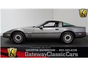 1985 Chevrolet Corvette for sale in Houston, Texas 77090