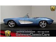 1961 Chevrolet Corvette for sale in Houston, Texas 77090