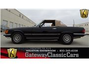 1972 Mercedes-Benz 350 SL for sale in Houston, Texas 77090