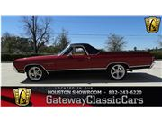 1970 Chevrolet El Camino for sale in Houston, Texas 77090