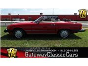 1987 Mercedes-Benz 560SL for sale in Memphis, Indiana 47143