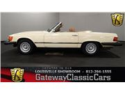 1981 Mercedes-Benz 380SL for sale in Memphis, Indiana 47143