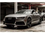 2017 Audi RS 7 for sale in New York, New York 10019