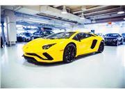 2018 Lamborghini Aventador for sale in New York, New York 10019