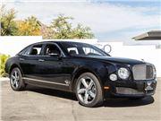 2014 Bentley Mulsanne for sale in Rancho Mirage, California 92270